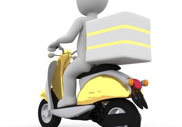 מסוכן ומתגמל: היתרונות והחסרונות לעבודה כשליח על אופנוע